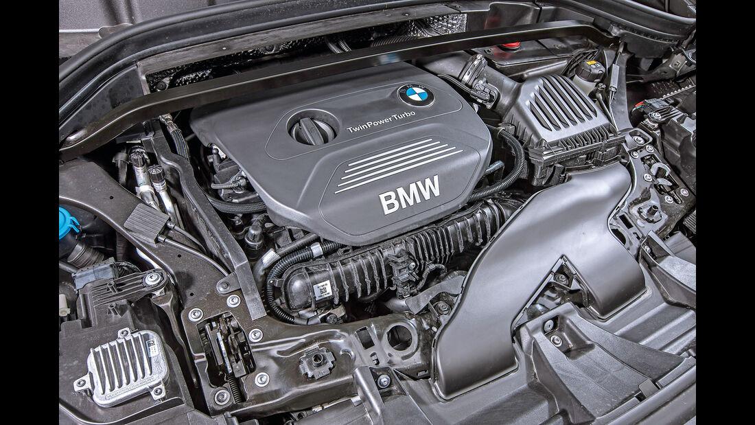 BMW X1 xDrive 20i xLine, Motor
