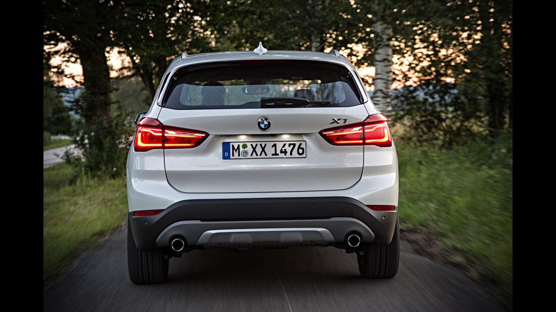 BMW X1 xDrive 25d Fahrbericht