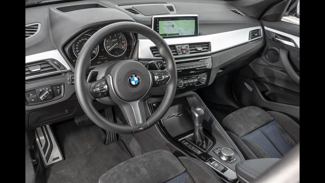 BMW X1 xDrive 25d, Interieur