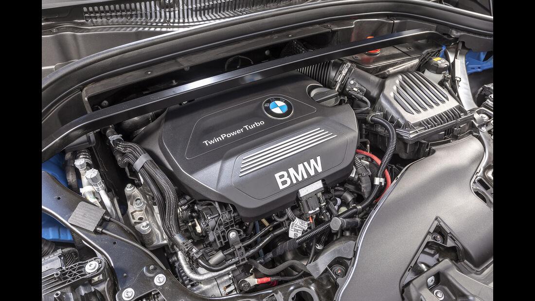BMW X1 xDrive 25d, Motor