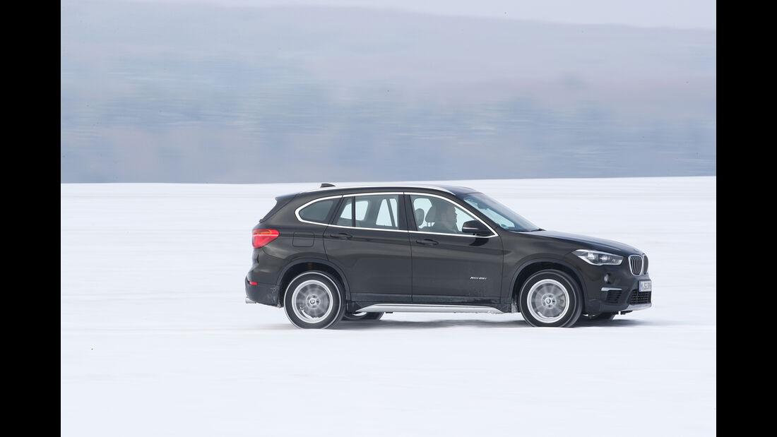 BMW X1 xDrive 25i, Exterieur