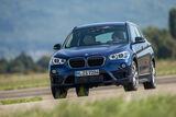 BMW X1 xDrive 25i, Frontansicht