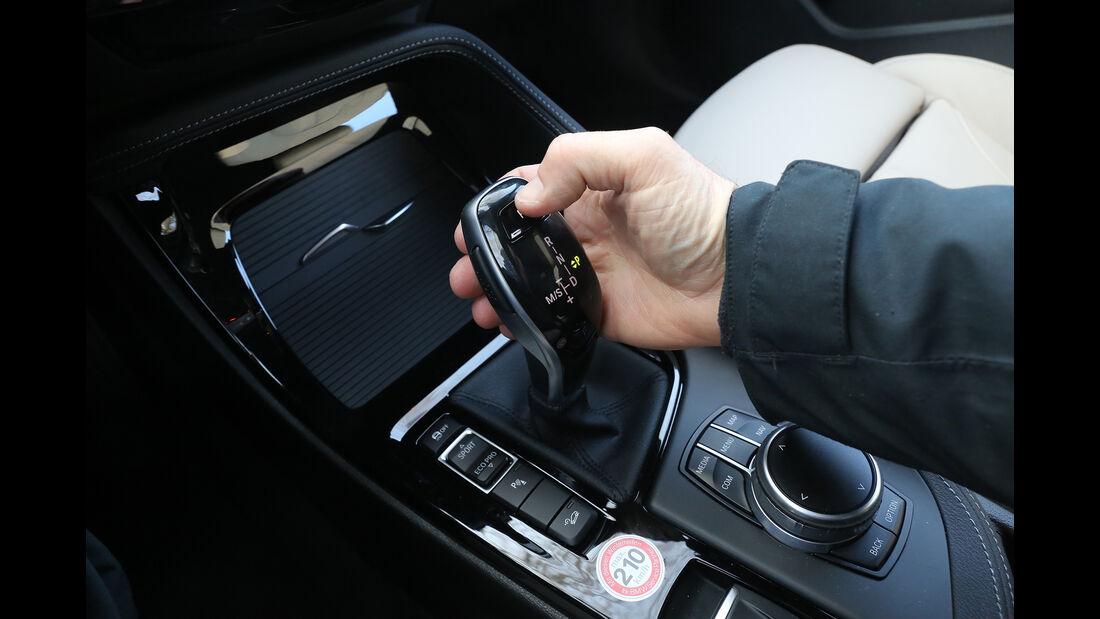 BMW X1 xDrive 25i, Interieur