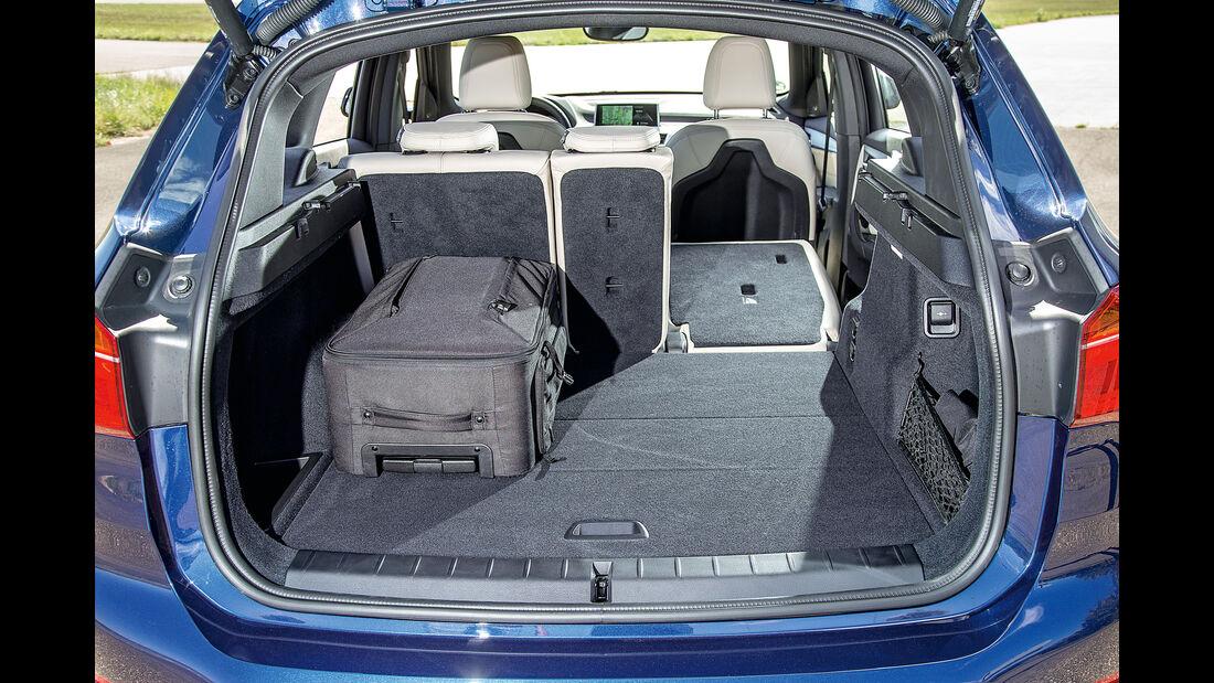 BMW X1 xDrive 25i, Kofferraum