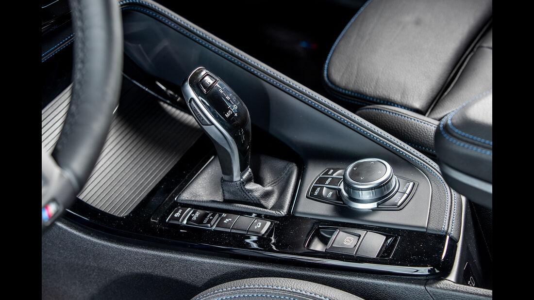 BMW X1 xDrive 25i M Sport, Interieur