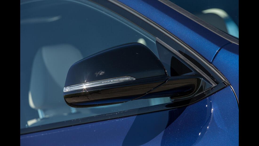 BMW X1 xDrive 25i, Seitenspiegel