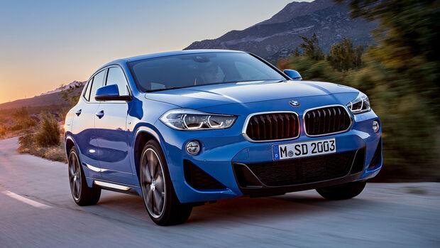 BMW X2 (2018) M Sport