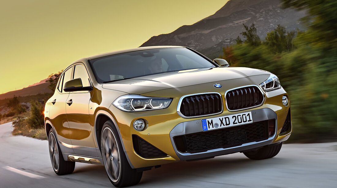 BMW X2 (2018) M Sport X