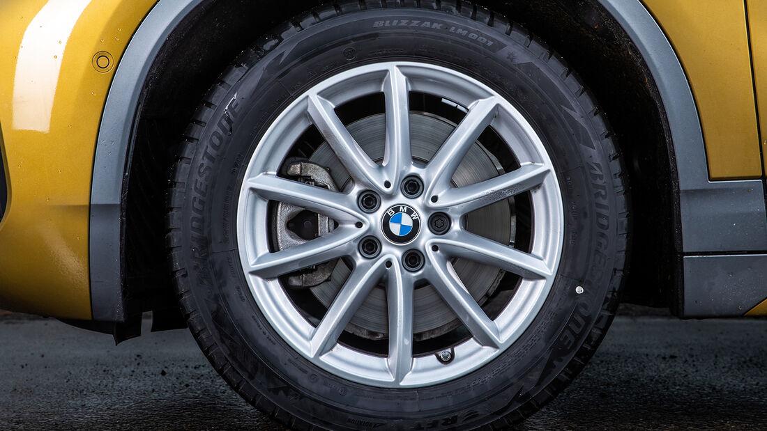 BMW X2 20d xDrive, Exterieur