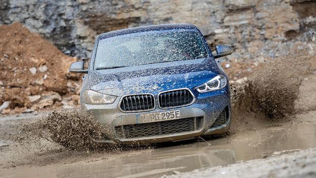 BMW X2 25e xDrive M Sport X, Exterieur