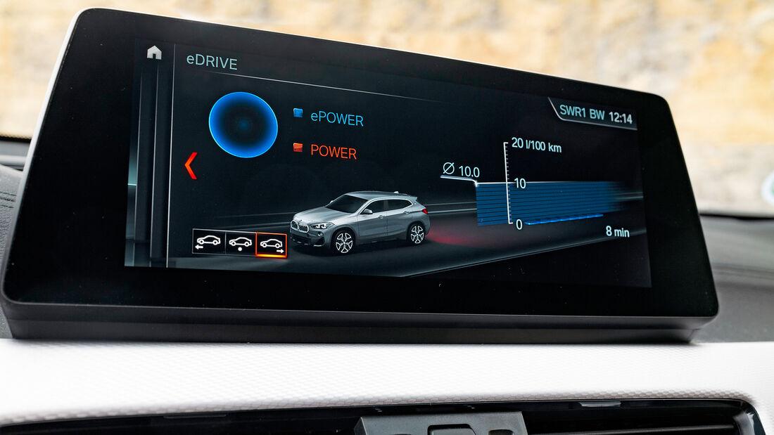 BMW X2 25e xDrive M Sport X, Interieur