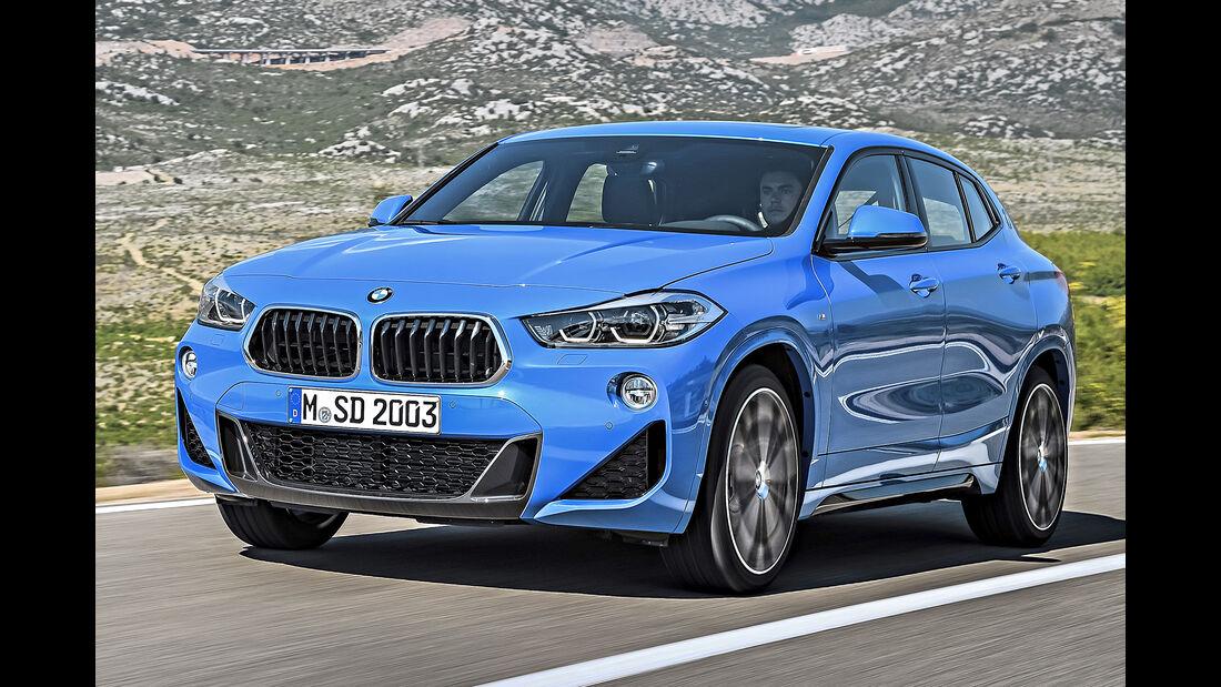 BMW X2, Best Cars 2020, Kategorie I Kompakte SUV/Geländewagen