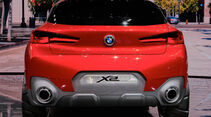BMW X2 Concept Paris Autosalon