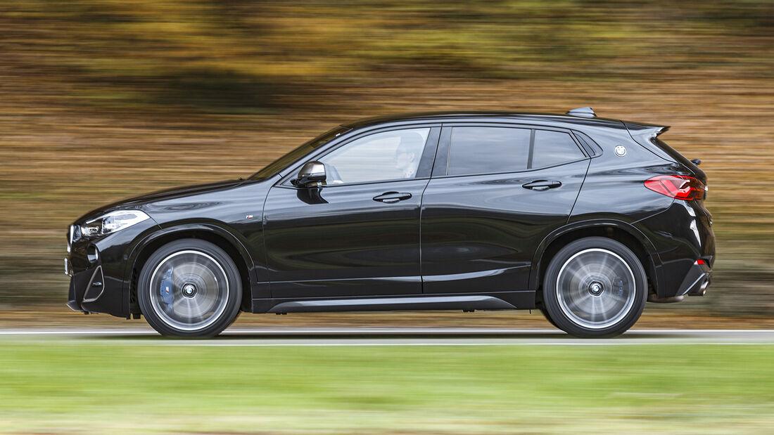 BMW X2 M35i, Exterieur