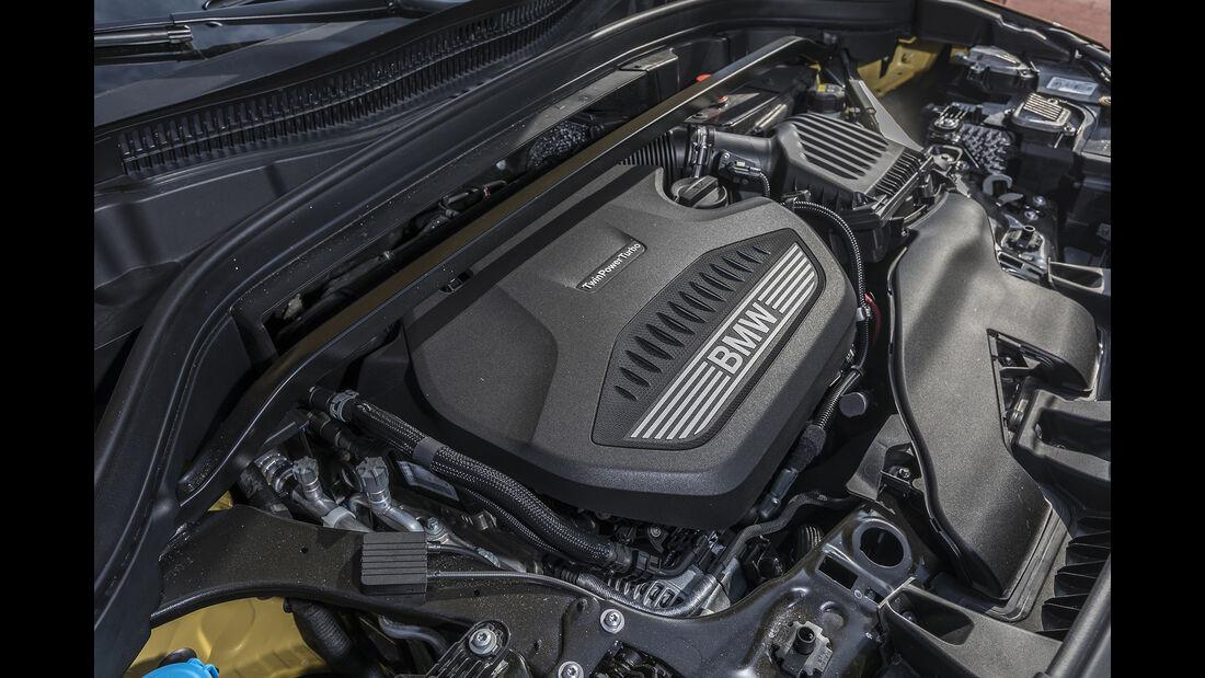 BMW X2 xDrive 20d, Motor