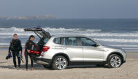 BMW X3 2010, Facelift, SUV