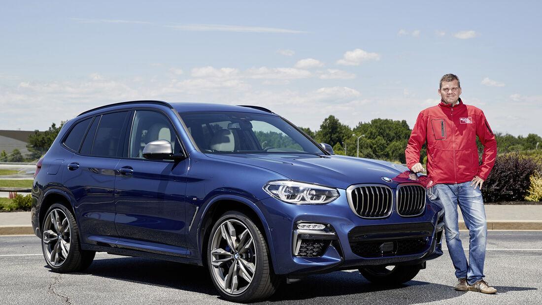 BMW X3 (2017) Gerd Stegmaier