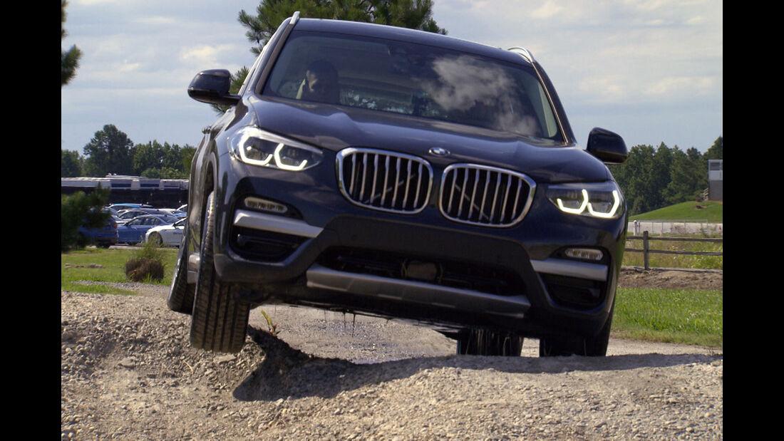BMW X3 (2017) Offroad