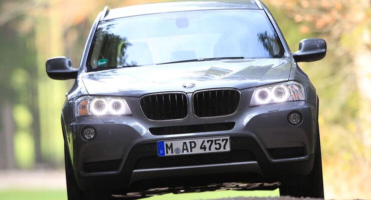 BMW X3 20d