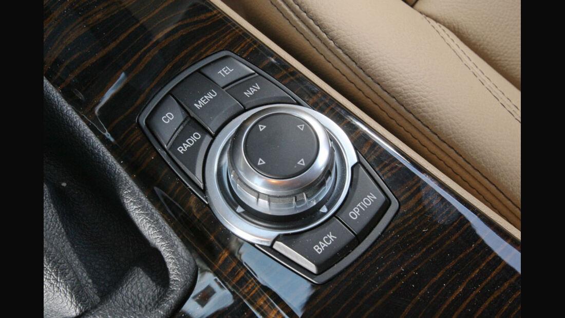 BMW X3 20d, i-Drive