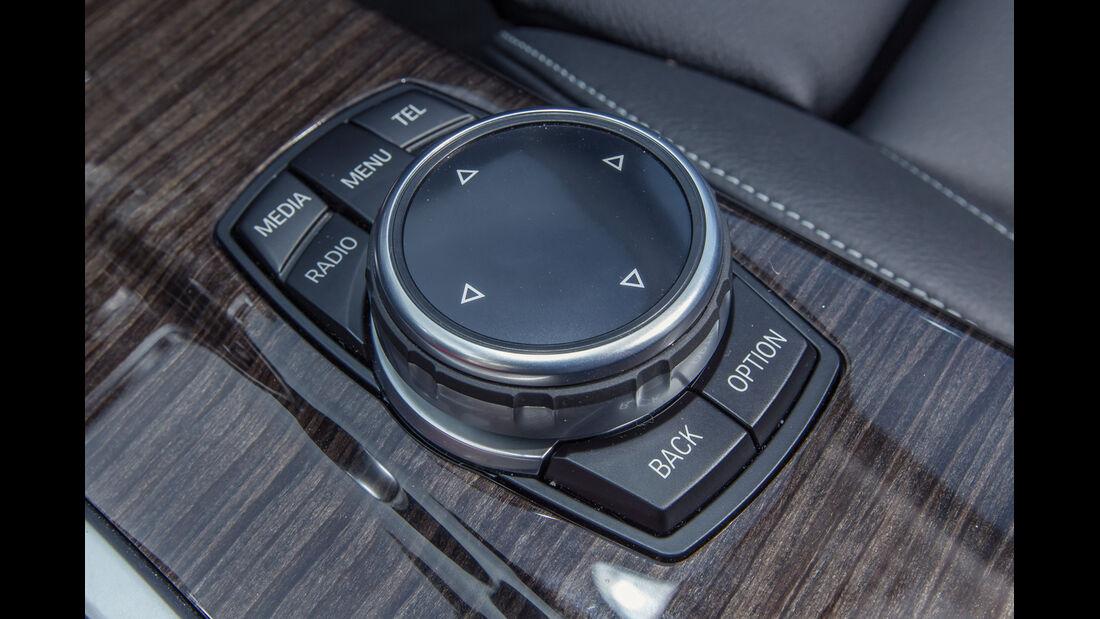 BMW X3 20d xDRIVE, Bedienelement