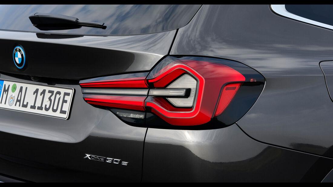 BMW X3 (G01) LCI Facelift (2021)