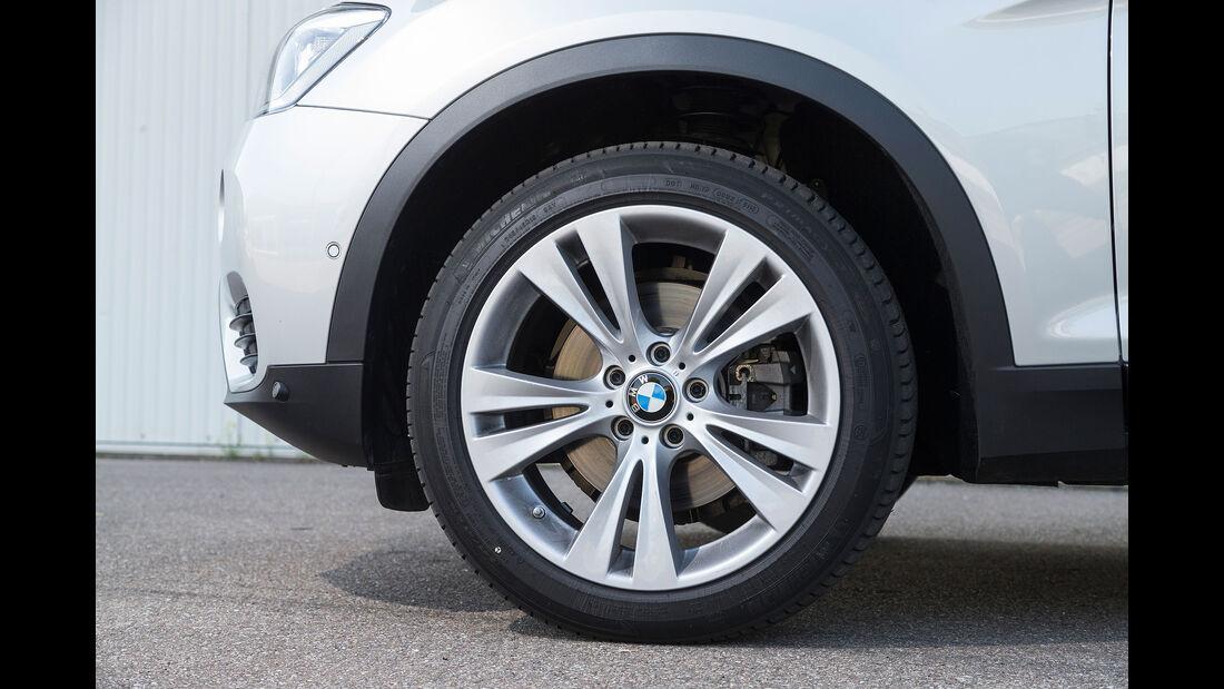 BMW-X3-Jaguar-F-Pace-Mercedes-GLC-Vergleichstest