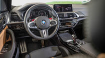 BMW X3 M Competition, Interieur