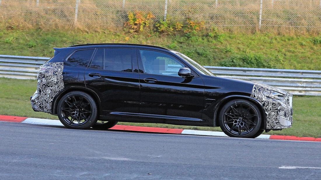 Neuer Bmw X3 X3 M 2021 Facelift Fur Den Kompakt Suv Auto Motor Und Sport