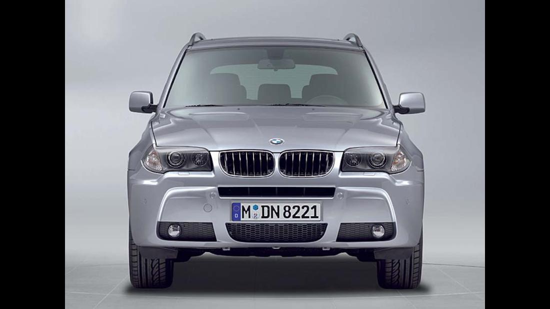 BMW X3 M-Sportpaket 2009