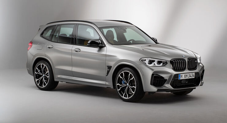 Marktstart Bmw X3 M Und X4 M So Klingt Der Neue M3 Motor Auto Motor Und Sport