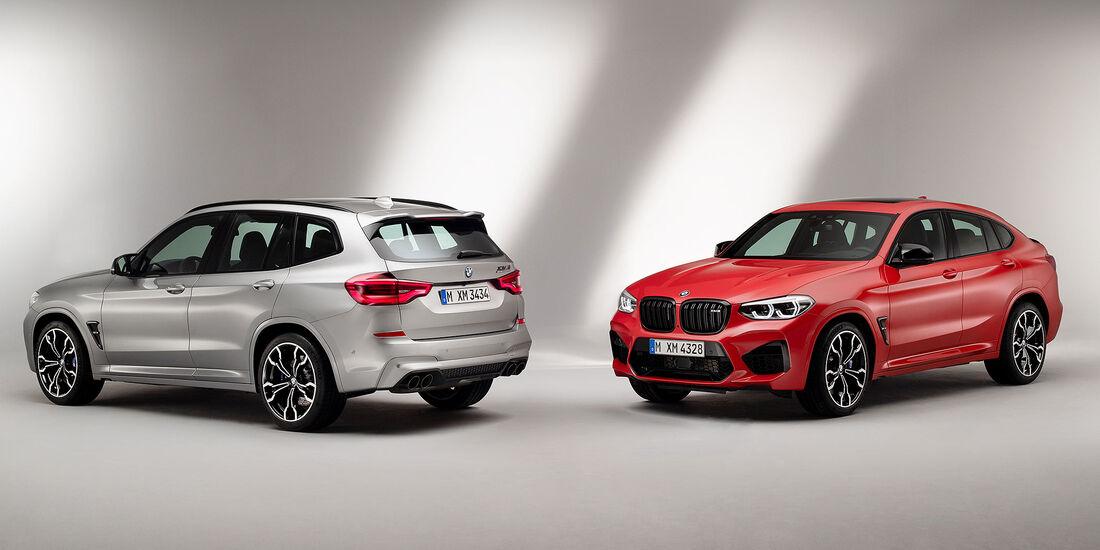 Marktstart Bmw X3 M Und X4 M So Klingt Der Neue M3 Motor Auto