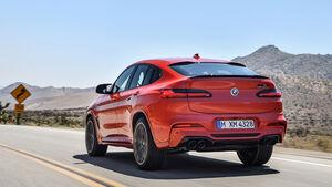 BMW X3 M X4 M