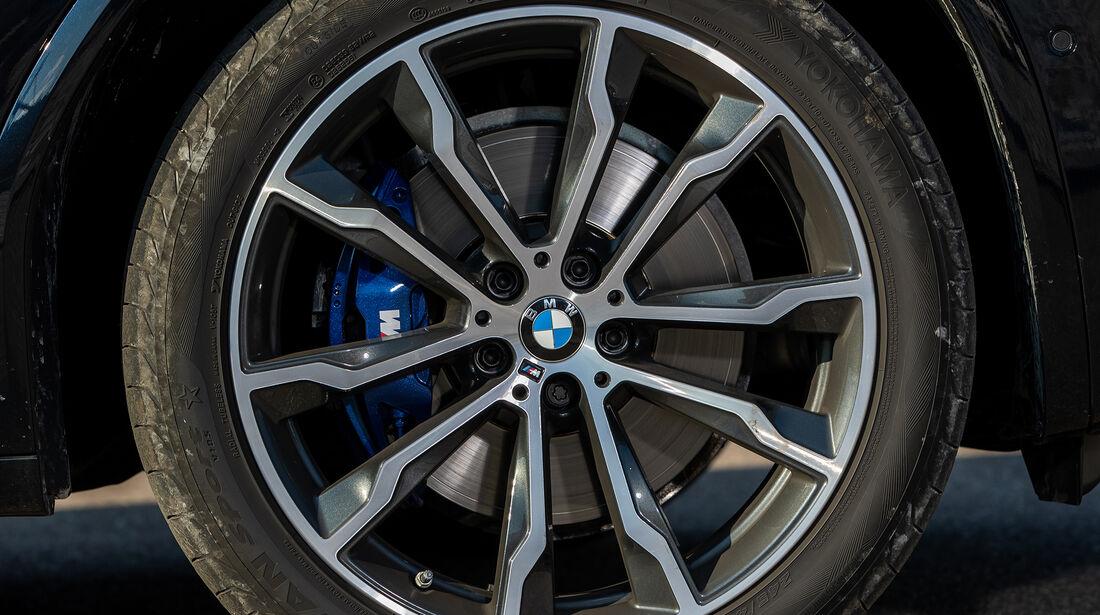 BMW X3 M40i, Exterieur