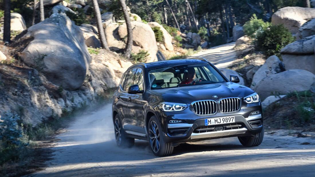 BMW X3 M40i Fahrbericht