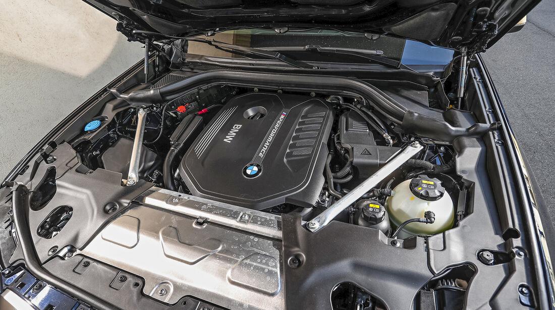 BMW X3 M40i, Motor