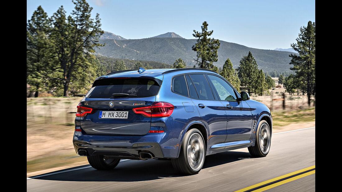BMW X3 (G01) 2017: Fahrbericht, Marktstart, Preis und alle ...