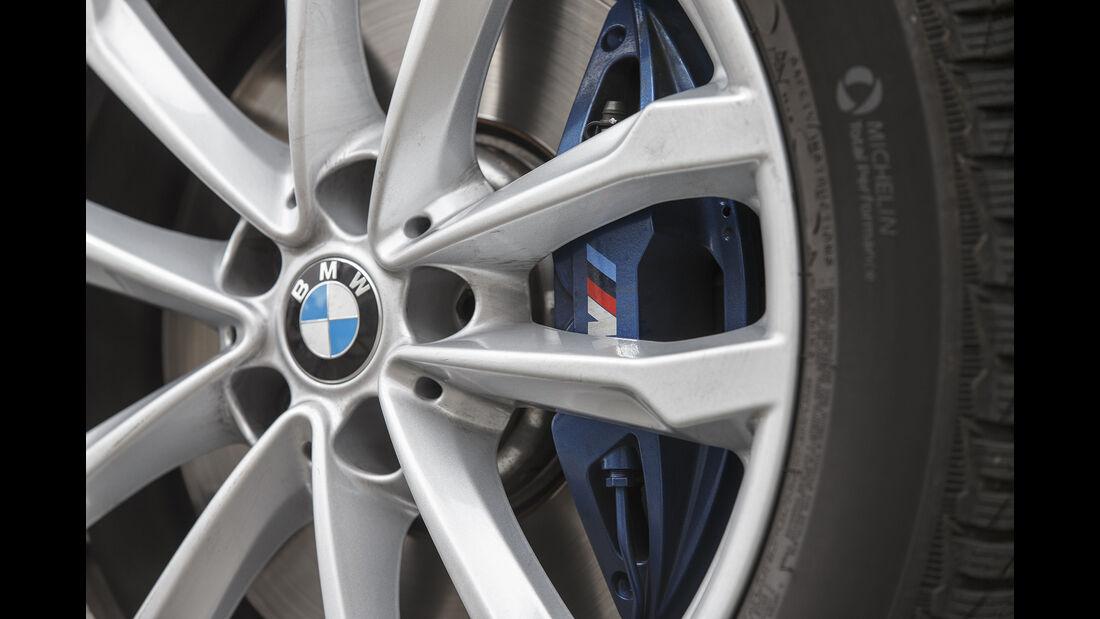BMW X3 M40i xDrive, Exterieur, Felge