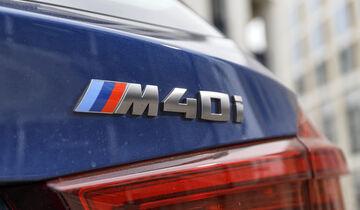 BMW X3 M40i xDrive, Exterieur, Heck