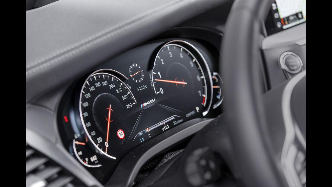 BMW X3 M40i xDrive, Interieur