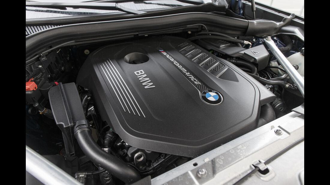 BMW X3 M40i xDrive, Motor