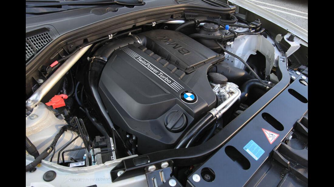 BMW X3, Motor