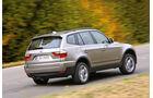 BMW X3, Seitenansicht