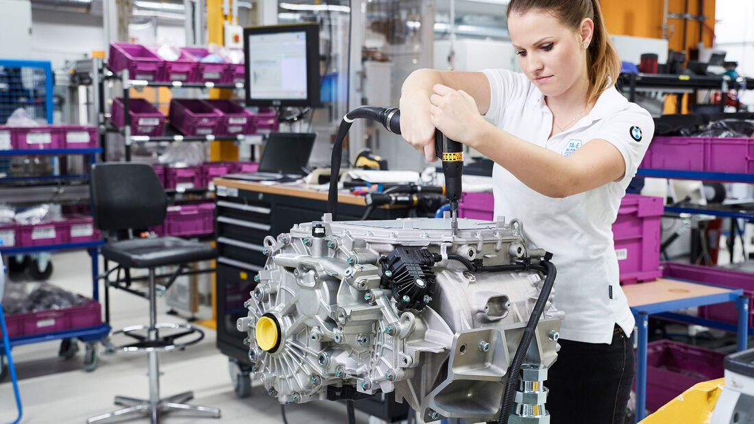 BMW X3, Technik