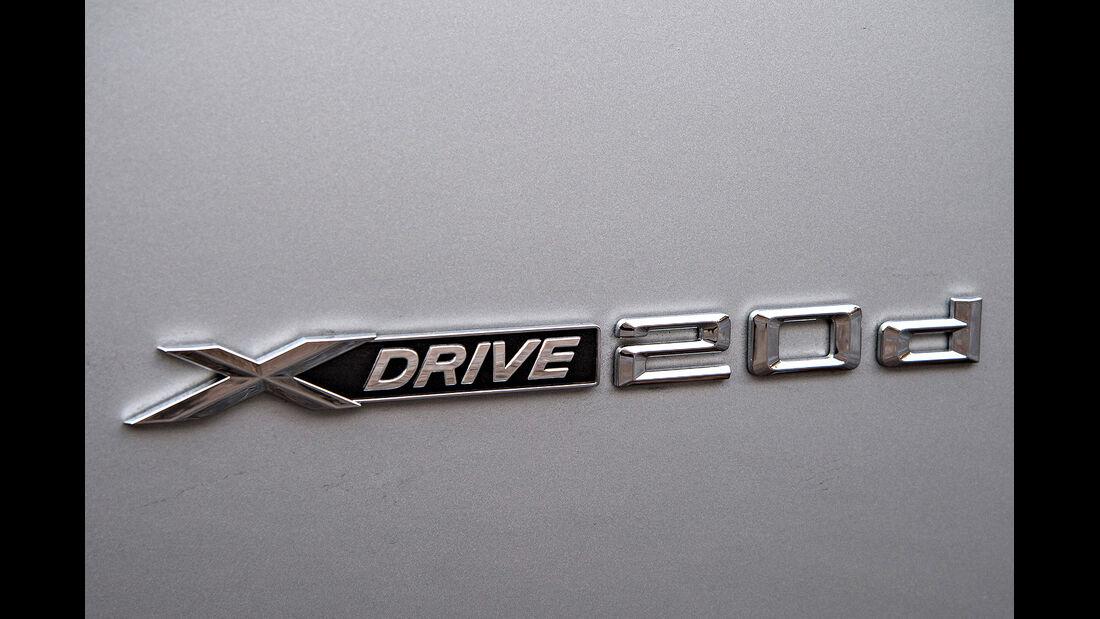 BMW X3 x-Drive 20d
