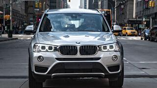 BMW X3 x-Drive 20d im Fahrbericht: SUV mit neuem ...