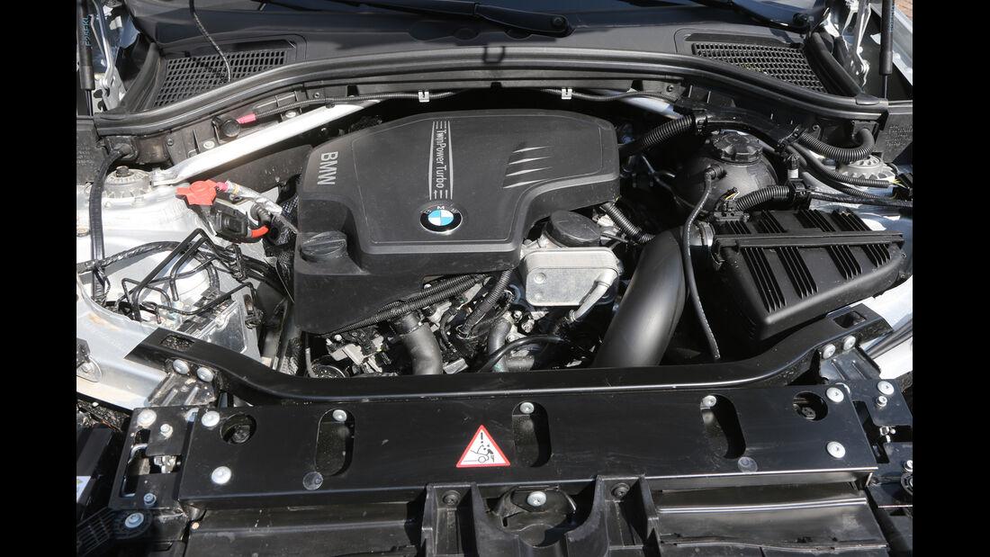 BMW X3 x-Drive 28i, Motor