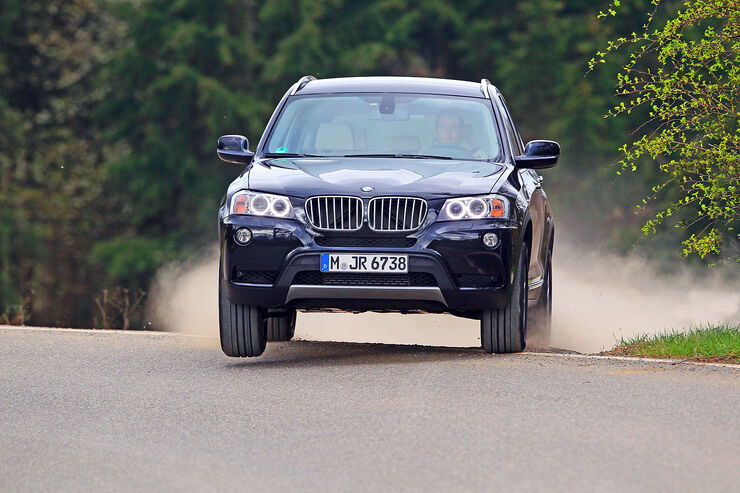 bmw x3 x drive 35d im test bi cool bmw x3 mit doppelturbo auto motor und sport. Black Bedroom Furniture Sets. Home Design Ideas