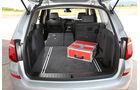 BMW X3 xDRIVE 20d, Kofferraum