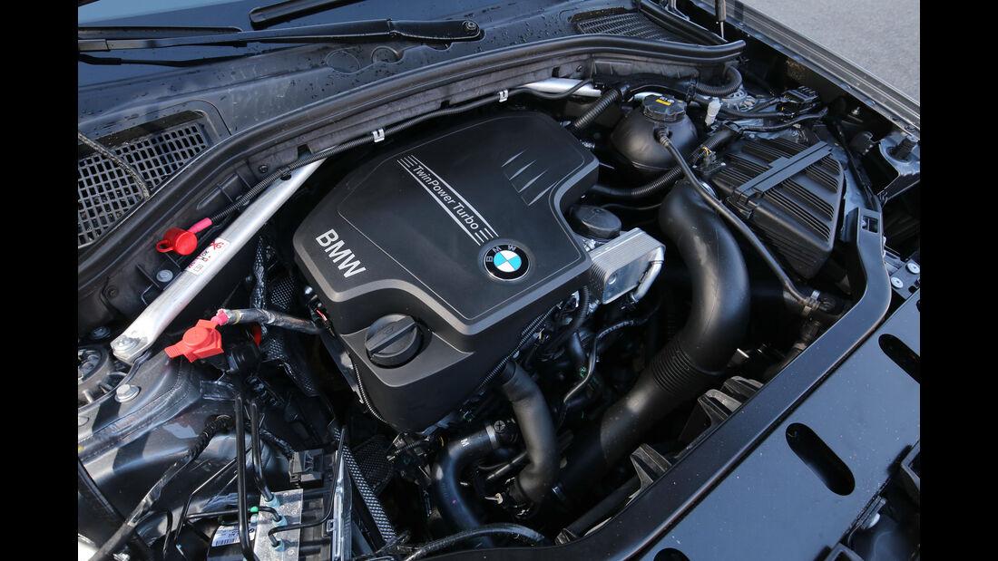 BMW X3 xDrive 28i, Motor